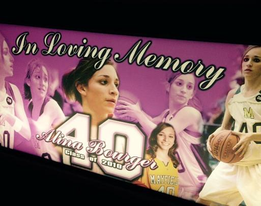 In Loving Memory Alina Bourger - Mayfield High School - Love, Dad