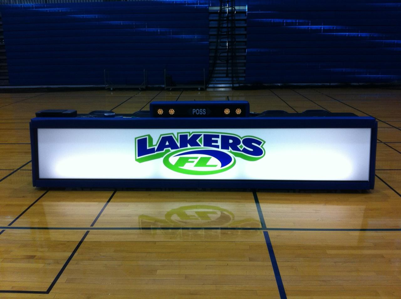 Finger Lakes Community College Scoring Table