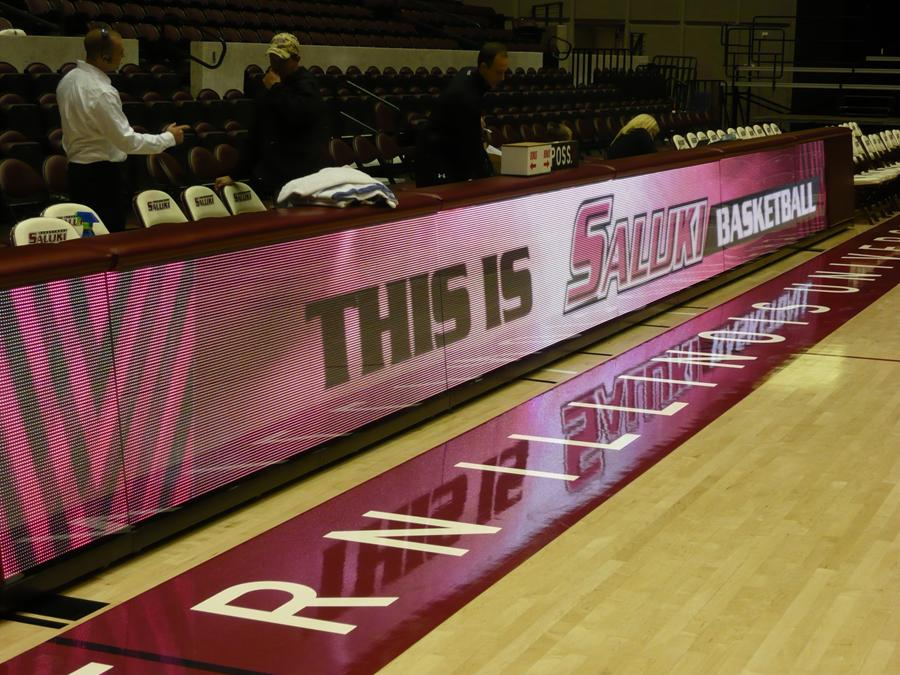 Southern Illinois University - Saluki's LED Score Table