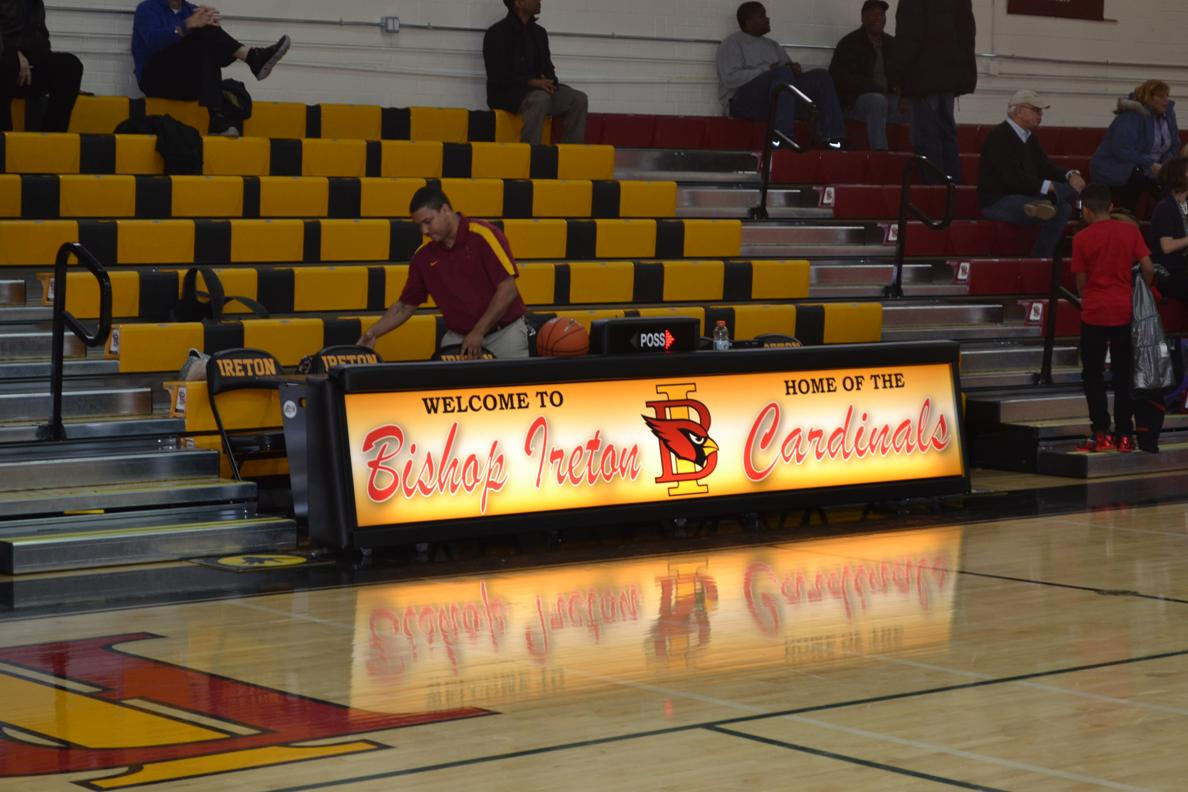 Allied Scoring Tables Products For Basketball