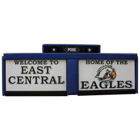 East Central High School