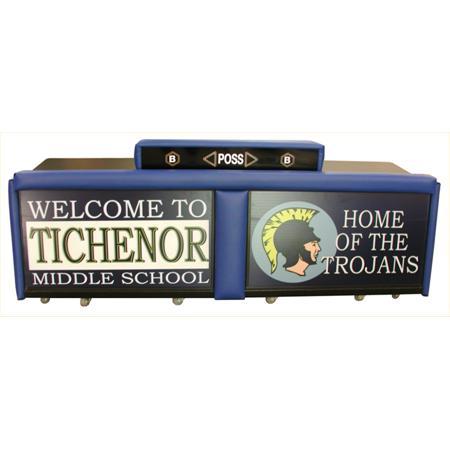 Tichenor Middle School Basketball Tichenor Middle School