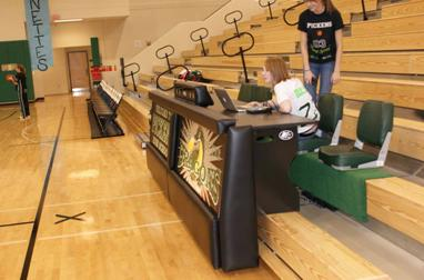 Pickens High School Scoring Table