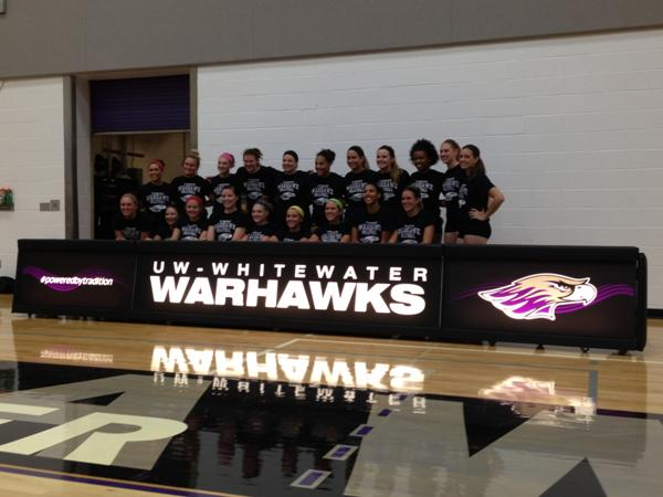 Allied Scoring Tables Uw Whitewater