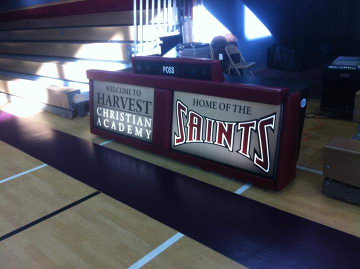 Harvest Christian Saints