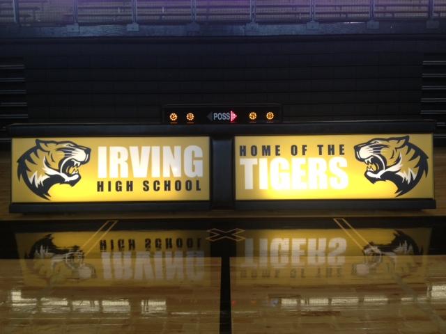 Irving High School