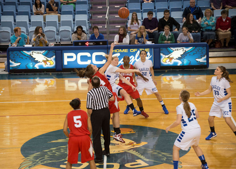 Pensacola Christian College Women's Basketball