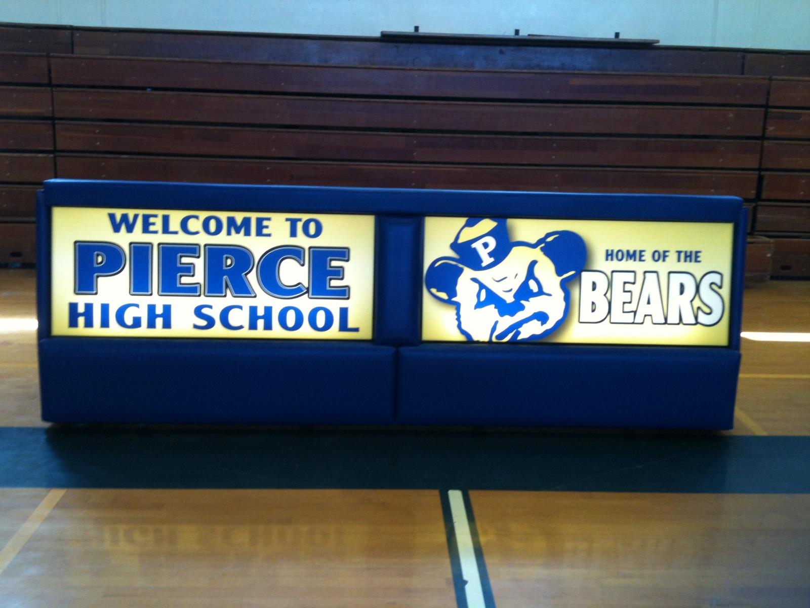 Pierce High School