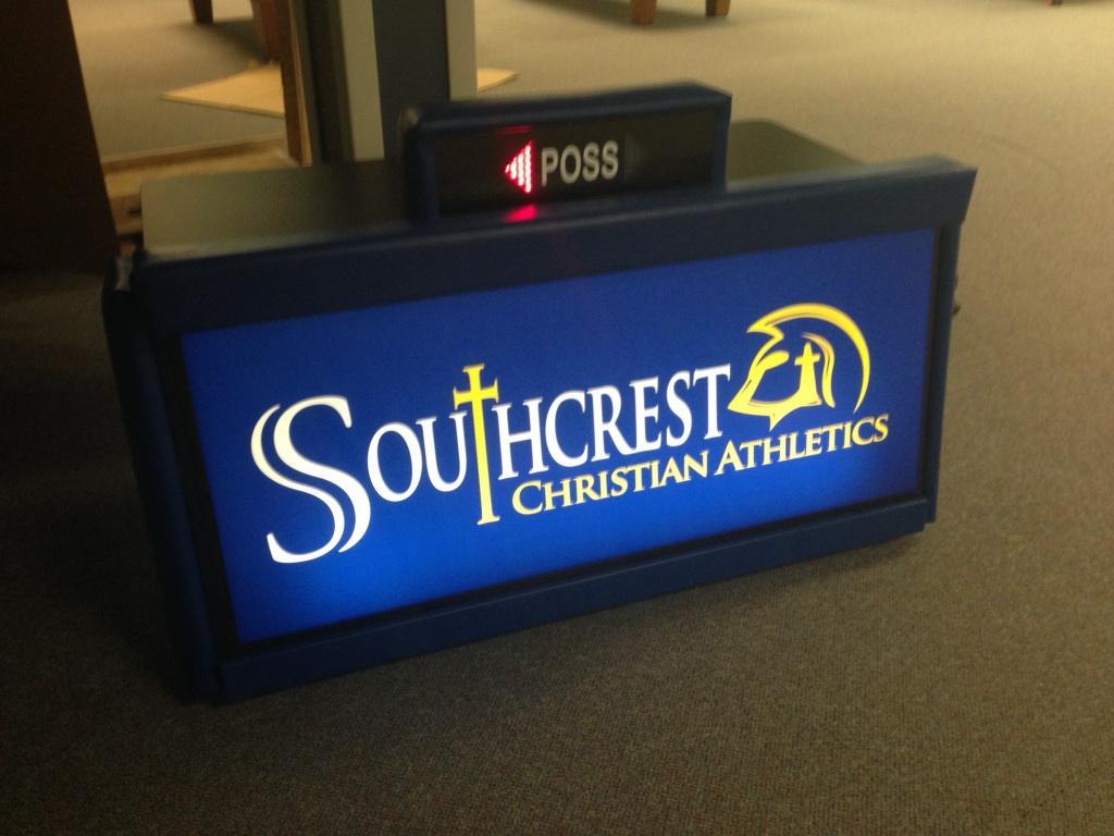 Southcrest Christian - 5' Freestanding