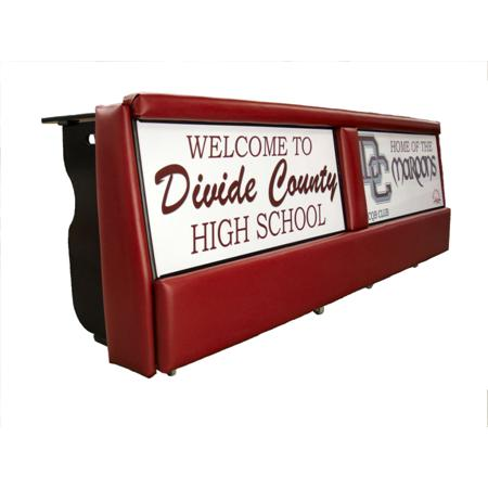 Divide County High School